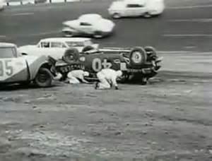 Vintage NASCAR Crashes