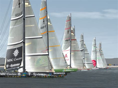 32nd america's cup ios