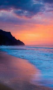 Free download 3D Beach Sunset Wallpaper MixHD wallpapers ...