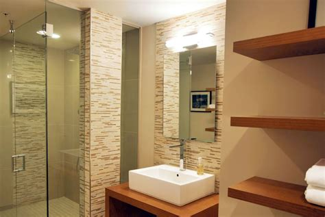 interior home decor ideas small bathroom remodel ideas shelves derektime design
