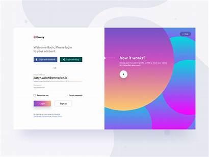 Login Screen Example Examples Designer Templates Responsive