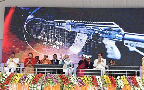 The Prime Minister Narendra Modi during his visit to ...