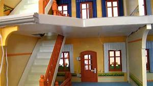 Casa de muñecas Playmobil de María, preinstalación eléctrica, suelos y doble techo, parte 2