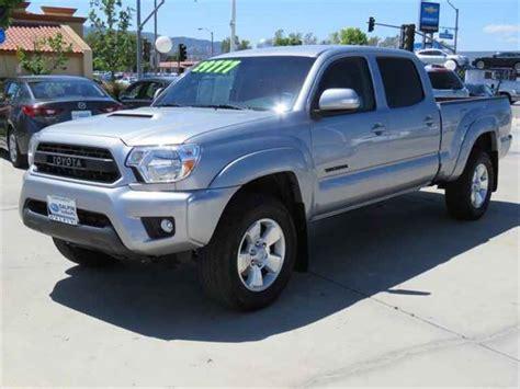 toyota trucks  sale   valencia auto center
