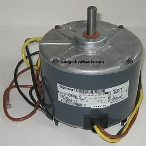 Ge Condenser Fan Motor 5kcp39egs070s