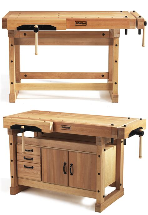 Woodworking Bench Tops sj 246 bergs traditional workbenches and portable smart vise