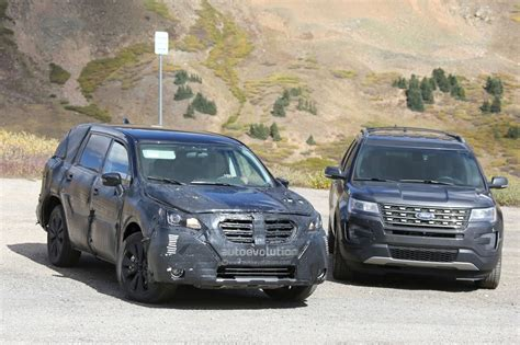 2019 Subaru Ascent Debut by Tribeca Replacing 2019 Subaru Ascent Teased Confirmed For