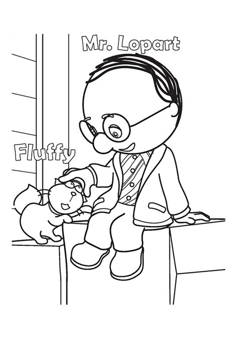handy manny coloring pages    print