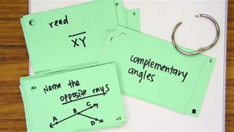 5 Golden Rules To Make Your Own Flashcards