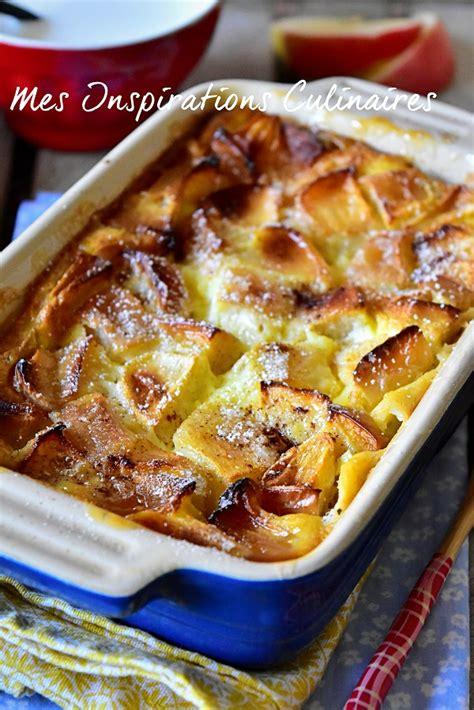 cuisine clafoutis aux pommes recette clafoutis aux pommes blogs de cuisine
