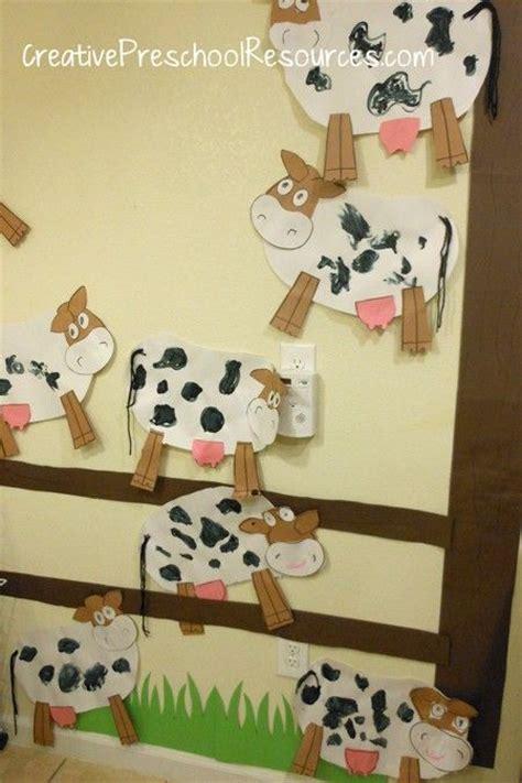 cowcraftforkids crafts  worksheets  preschool