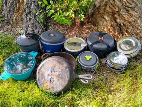 cookware camping sets tested 99boulders