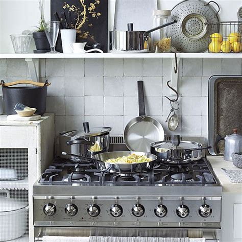 When Kitchen Accessories Become Decor: Creating a