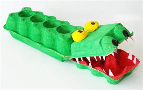 Krokodil basteln NetMomsde