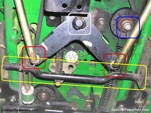 John Deere Lt155 Drive Belt Replacement