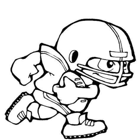 Nfl Football Player Drawings Free Download Best Nfl