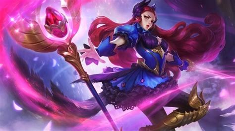 guide odette mobile legends hero mage area terbaik edisi