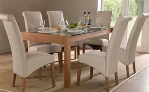 Weiße Stühle Esszimmer : 50 wundersch ne beispiele f r lederst hle f r esszimmer ~ Sanjose-hotels-ca.com Haus und Dekorationen