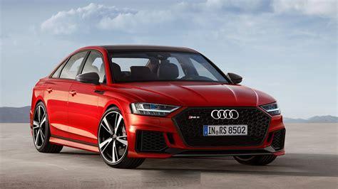 2018 Audi Rs8 Youtube
