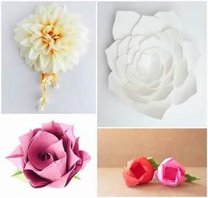 Papierblumen Aus Servietten : tischdekoration hochzeit blumenschmuck selber machen ~ Yasmunasinghe.com Haus und Dekorationen