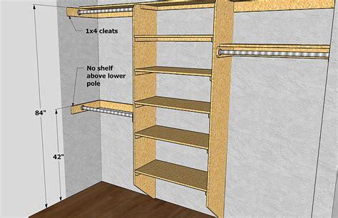 wardrobe closet minimum depth of a wardrobe closet