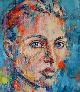 Saatchi Art: Contemporary Portrait Painting by Dejan ...
