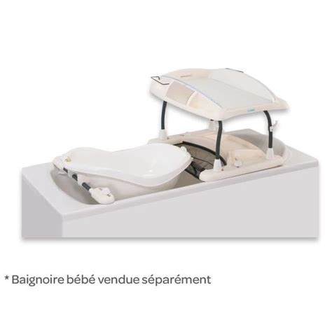 bebe confort table 224 langer duo blanc achat vente