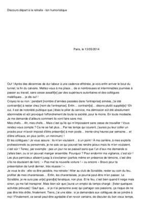 pot depart retraite discours pot depart retraite discours 28 images 1974 lettre de monsieur meignan 224 paul mages lors