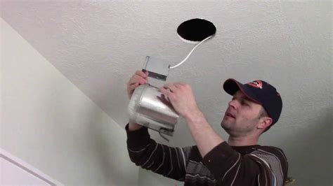 can i add a light to a ceiling fan how to install additional recessed can lights youtube