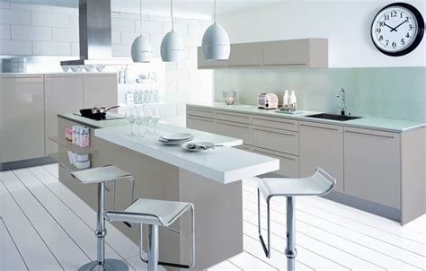 d oration cuisine grise stunning cuisine blanc gris taupe gallery design trends