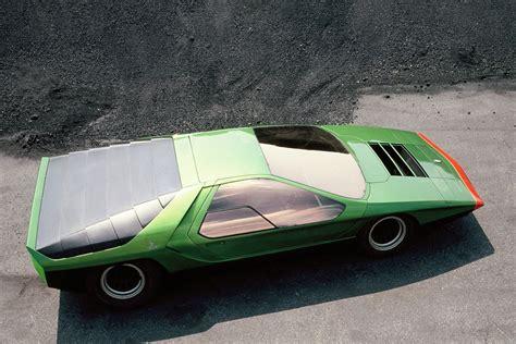 Alfa Romeo Carabo by 1968 Alfa Romeo Carabo Bertone Studios