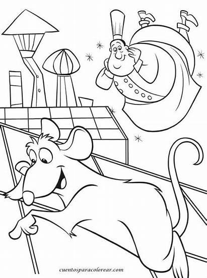 Ratatouille Dibujos Colorear Dibujo Imprimir Ennard Coloring