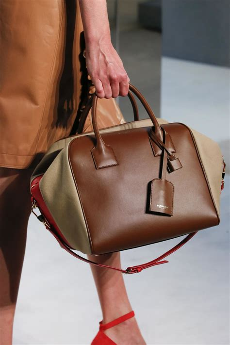 burberry springsummer  runway bag collection spotted fashion