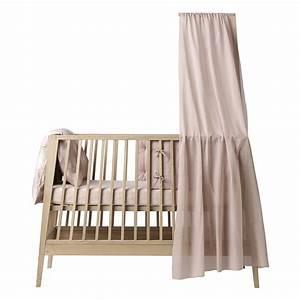 Voile De Lit : voile de lit b b linea rose leander pour chambre enfant les enfants du design ~ Teatrodelosmanantiales.com Idées de Décoration