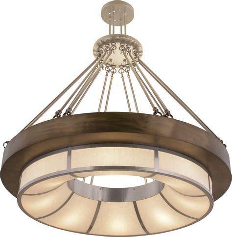 meyda 158295 pewter x chrome a c drop ceiling
