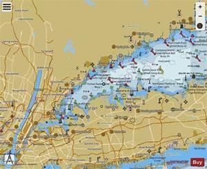 Oyster Bay Tide Chart Long Island Sound Western Part Marine Chart Us12363