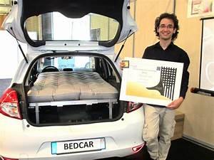 Frais De Mise En Route Voiture Occasion : bedcar pour transformer sa voiture en chambre coucher relations publiques pro ~ Medecine-chirurgie-esthetiques.com Avis de Voitures