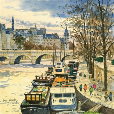 Bateau Mouche Briare by 20 Best Images About Jean Charles Decoudun On Pinterest