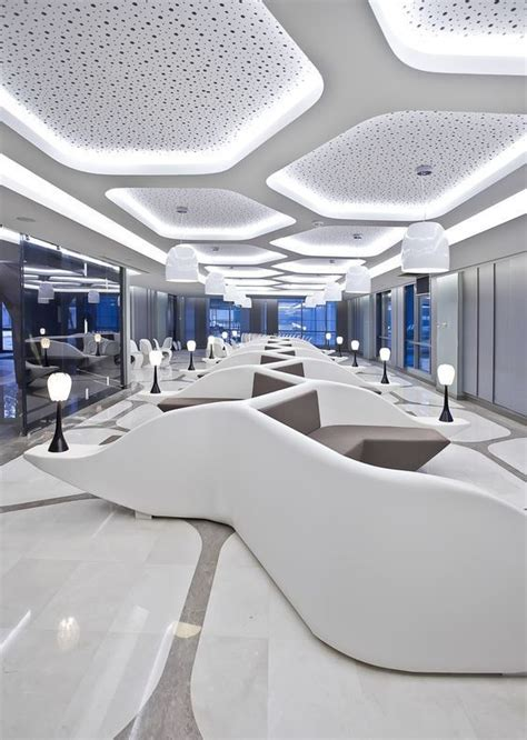liv hospital istanbul light design   lobby