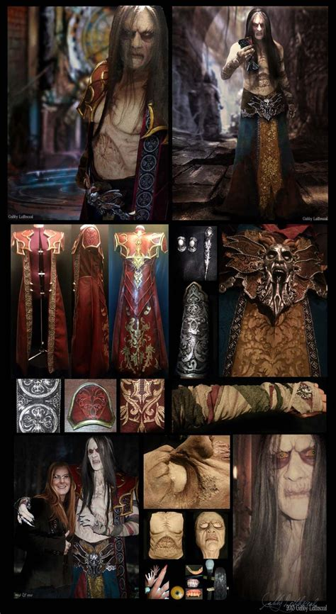 Gabriel Belmont Dracula Cosplay By Gabbyleithsceal
