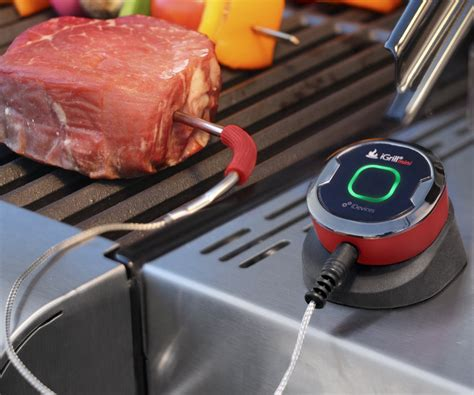 Weber Igrill Mini Bluetooth Thermometer Turfrey Weber Online