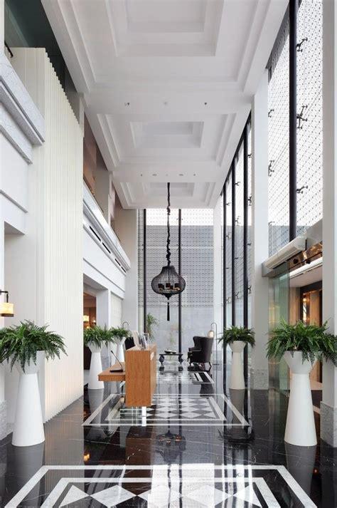 interior design for home lobby erha clinic surabaya hmp architects lobbies surabaya