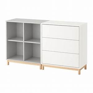 Kühlschrank Untergestell Ikea : eket schrankkombination untergestell wei hellgrau ikea ~ A.2002-acura-tl-radio.info Haus und Dekorationen