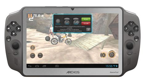 android gamepad archos gamepad specs android central