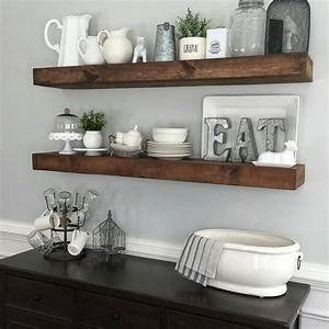 25 best ideas about floating shelves kitchen on pinterest With kitchen cabinets lowes with pinterest wall art decor