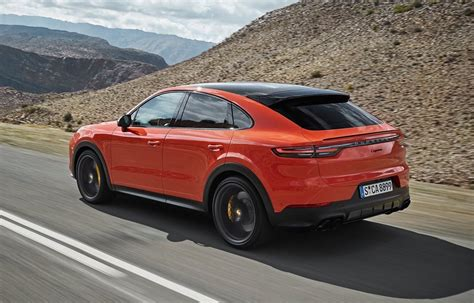 New Porche Cayenne by Porsche Cayenne Coupe Hybrid Coming Later This Year