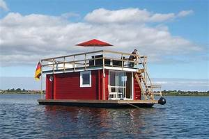 Tiny House Germany : tiny house off shore stern hausboot germany wish list in 2019 houseboat living floating ~ Watch28wear.com Haus und Dekorationen
