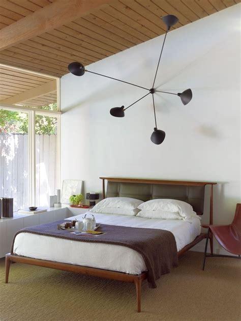 mid century modern room 28 simple and elegant mid century modern beds digsdigs