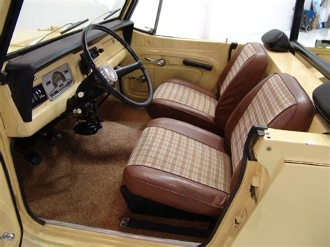 jeep jeepster interior hemmings find of the day 1968 jeepster commando jeeps