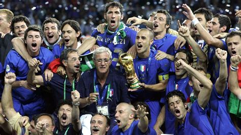 Coupe du monde 2006 : la rétro (victoire de l Italie en